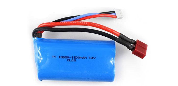 باتری ماشین کنترلی 12404