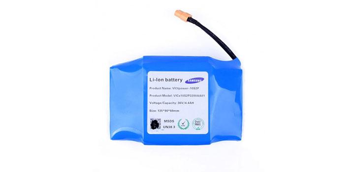 باتری اسکوتر برقی 8 اینچ