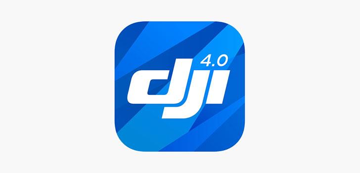 نرم افزار DJI GO 4 برای مویک پرو