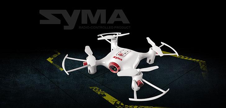 کوادکوپتر Syma X20W