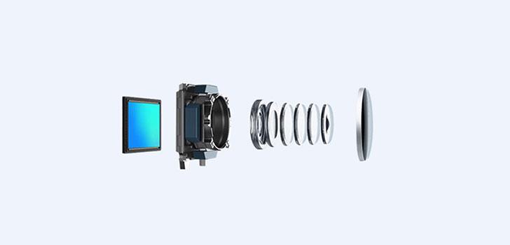 لنز دوربین پهپاد باگز 5W