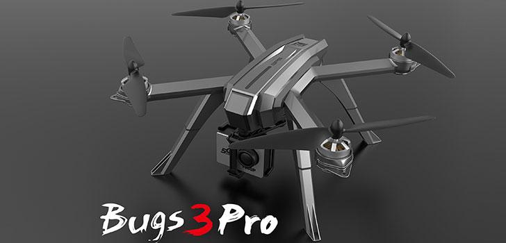 کواد کوپتر MJX Bugs 3 Pro