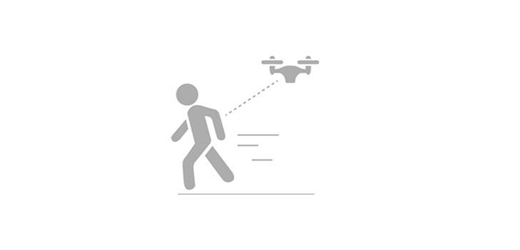 Follow Me در هلی شات bugs 3 pro