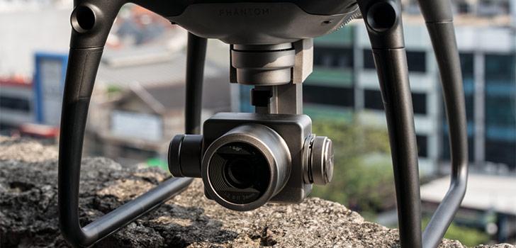 دوربین فانتوم 4 پرو آبسیدین
