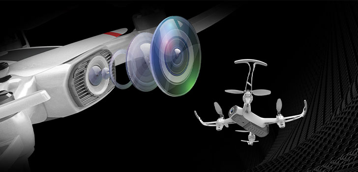 دوربین کوادکوپتر W1 PRO سایما