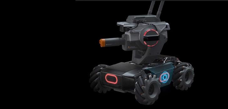 سنسور های robomaster s1