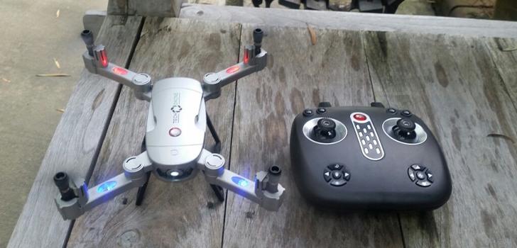 ریموت کنترل کوادکوپتر LH-X24