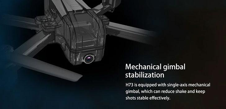 قیمت کوادکوپتر H73