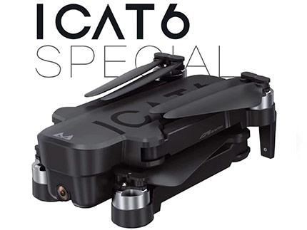 کوادکوپتر I CAT 6