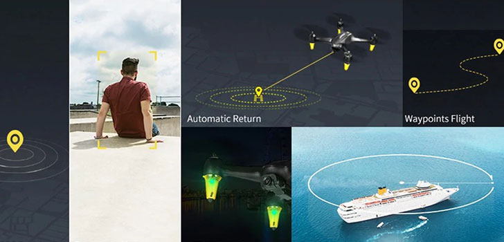 مود های هوشمند پروازی x3p