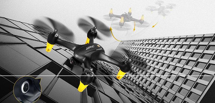 کوادکوپتر دوربین دار x3p