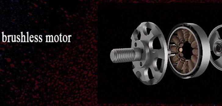 موتور براشلس کوادکوپتر باگز 4w