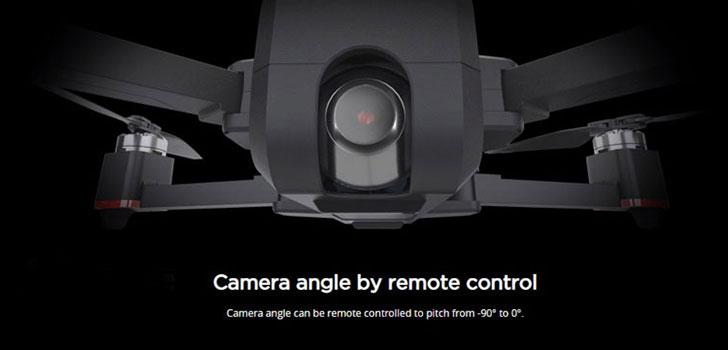 دوربین کوادکوپتر bugs 4w