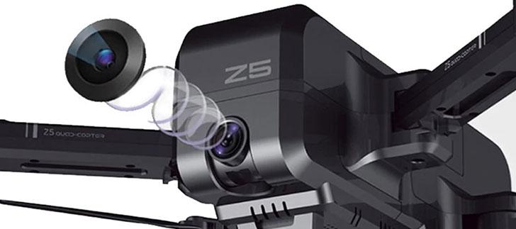 دوربین هلی شات z5