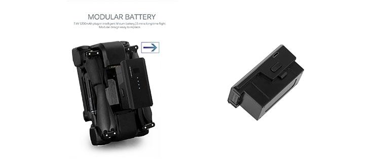 باتری پهپاد کنترلی Z5