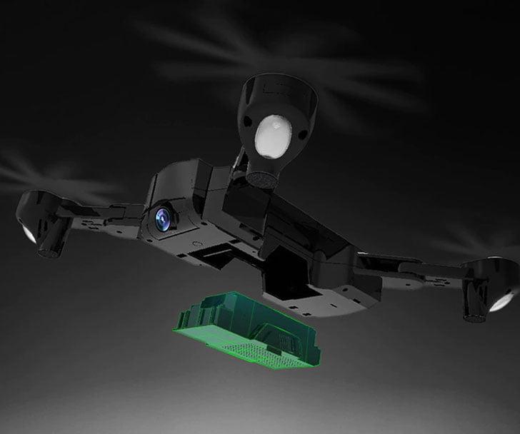 باتری هلی شات SG900-S