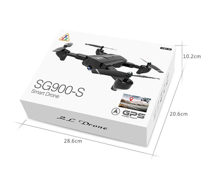بسته بندی کوادکوپتر sg900-s