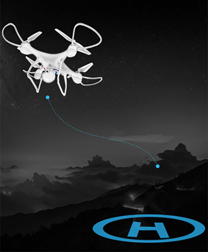 فروش پهپاد کنترلی hc670