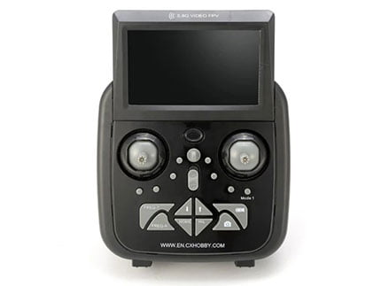 ریموت کنترل کوادکوپتر CX-35