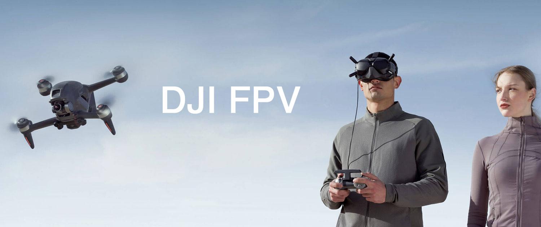 کوادکوپتر DJI FPV